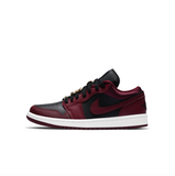 WOMEN'S AIR JORDAN 1 LOW SE - DARK BEETROOT/DARK BEETROOT