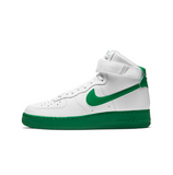 NIKE AIR FORCE 1 HIGH '07 - WHITE/LUCKY GREEN-WHITE