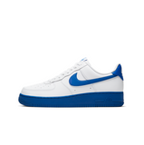 NIKE AIR FORCE 1 '07 - WHITE/GAME ROYAL-WHITE