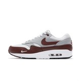 NIKE AIR MAX 1 PREMIUM - WHITE/MYSTIC DATES-WOLF GREY-BLACK
