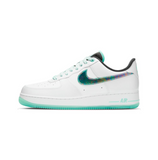 NIKE AIR FORCE 1 '07 LV8 - WHITE/TROPICAL TWIST