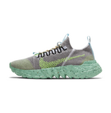 NIKE SPACE HIPPIE 01 - WOLF GREY/VOLT-BLACK-WHITE