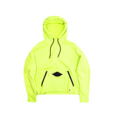 AIR JORDAN WOMEN'S FLEECE HOODIE - CYBER