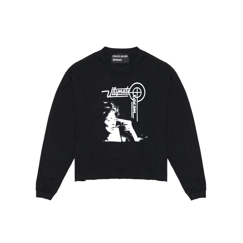 ULTIMATE ORGASM LONG SLEEVE - BLACK