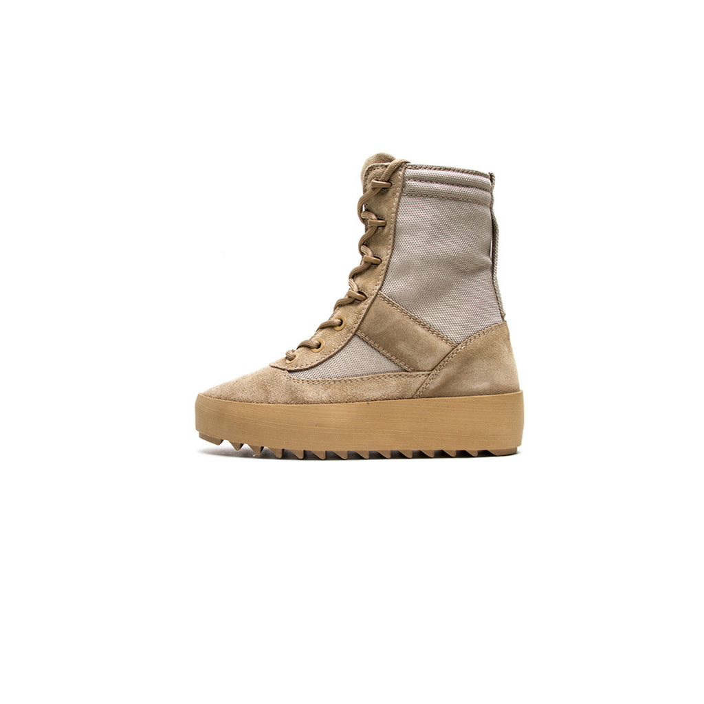 WOMEN'S MILITARY BOOT - ROCK