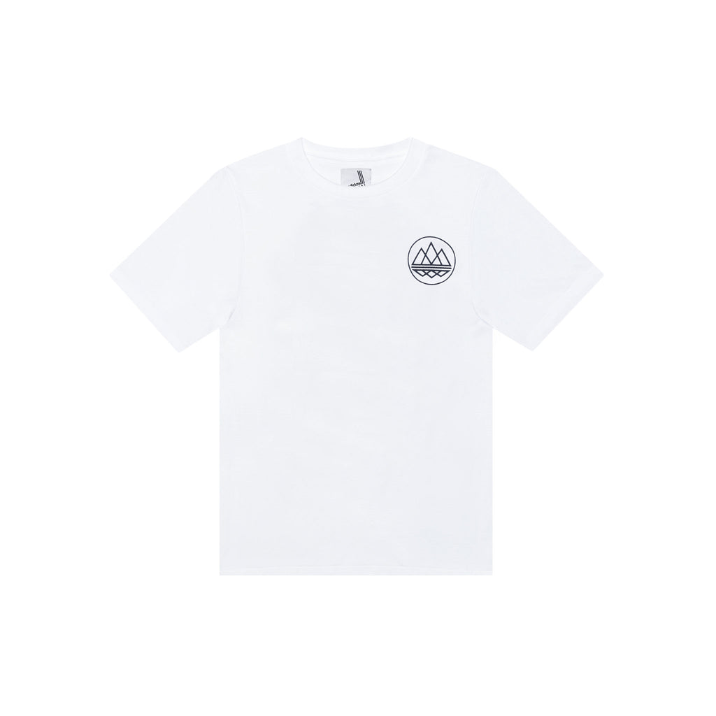 ADIDAS SPEZIAL BY UNION TEE - WHITE