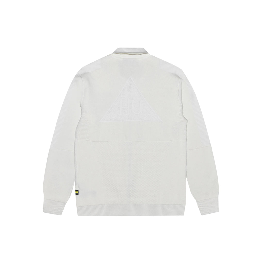ADIDAS X PHARRELL WILLIAMS HU HOLI TRACK JACKET - OFF WHITE