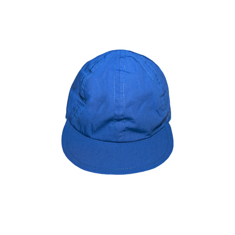 SACAI DR. WOO EMBROIDERED CAP - BLUE