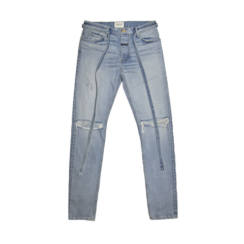 6TH COLLECTION SLIM DENIM JEAN - VINTAGE INDIGO