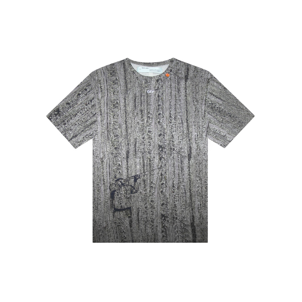 REAL CAMO S/S OVER TEE - ALL OVER