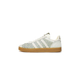 SNEAKER POLITICS GAZELLE PK - CREAM