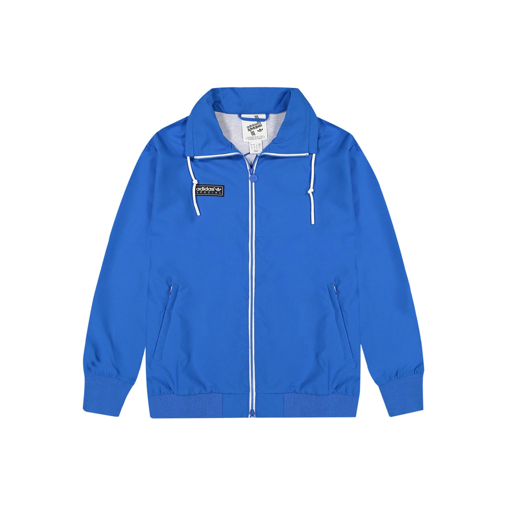 CARDLE TRACK TOP - BLUE BIRD