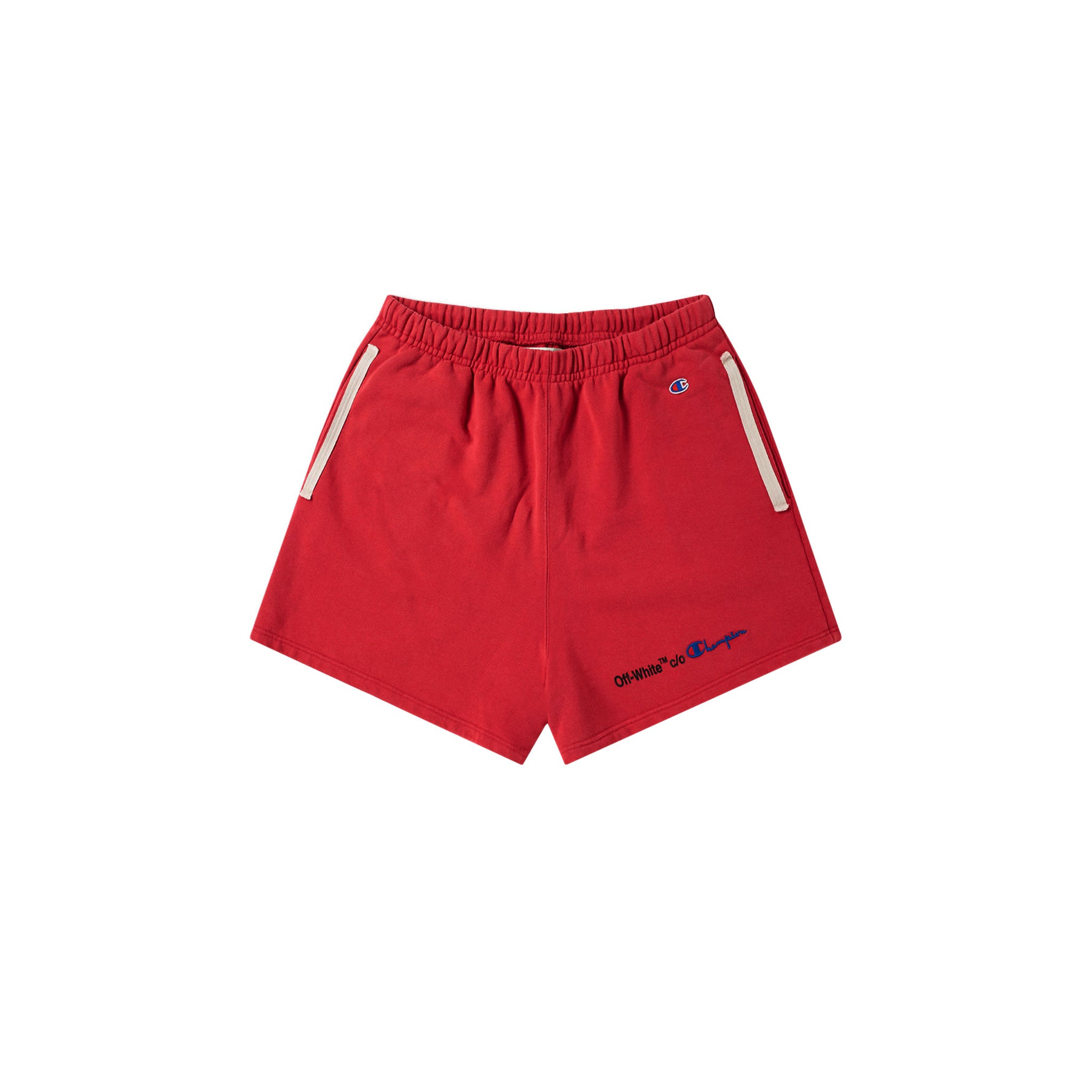 CHAMPION SHORTS - RED