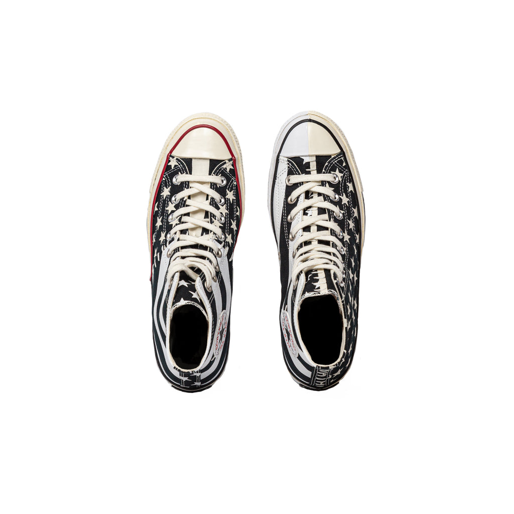 CONVERSE CHUCK 70 ARCHIVE RESTRUCTURED HIGH TOP - BLACK