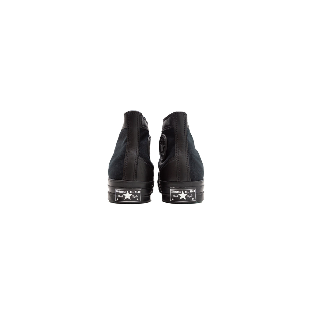 CONVERSE X NEIGHBORHOOD CHUCK 70 HIGH - BACK VIEW