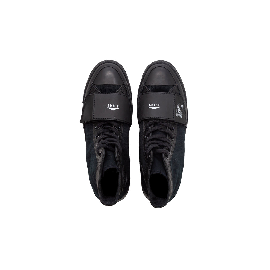 CONVERSE X NEIGHBORHOOD JACK PURCELL LOW - ABOVE VIEW