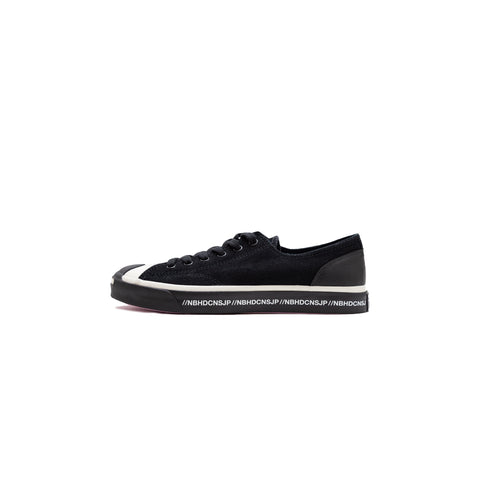 CONVERSE X NEIGHBORHOOD JACK PURCELL LOW - SIDE VIEW