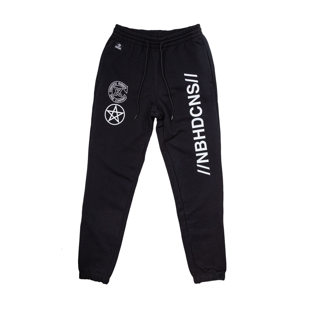 Converse x Neighborhood Sweatpant - Front View