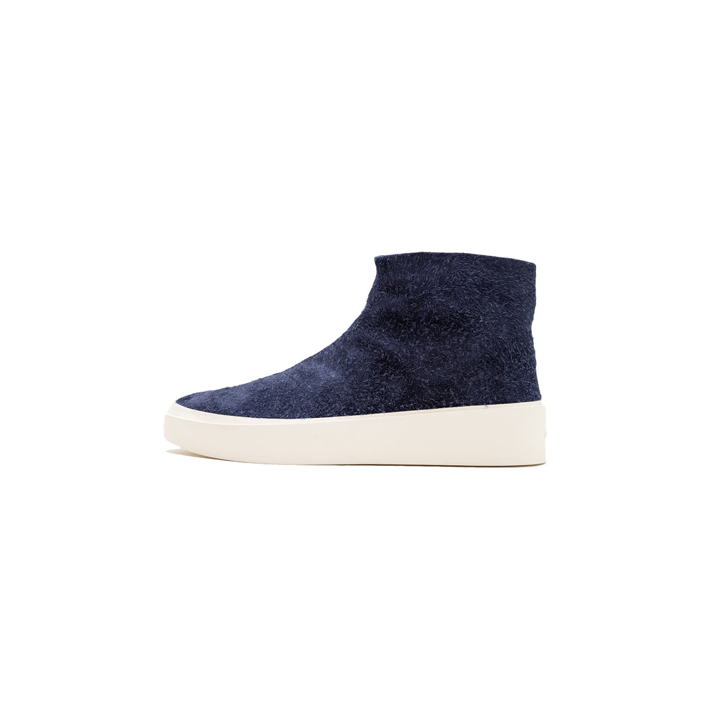 TEAR-AWAY MOC SNEAKER - NAVY
