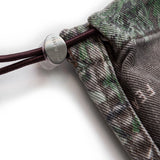 6TH COLLECTION JIUJITSU PANT - DARK PRAIRE GHOST CAMO