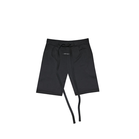 6TH COLLECTION LOUNGE SHORT - BLACK