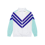 NICE KICKS TIRONTI TRACK TOP - WHITE