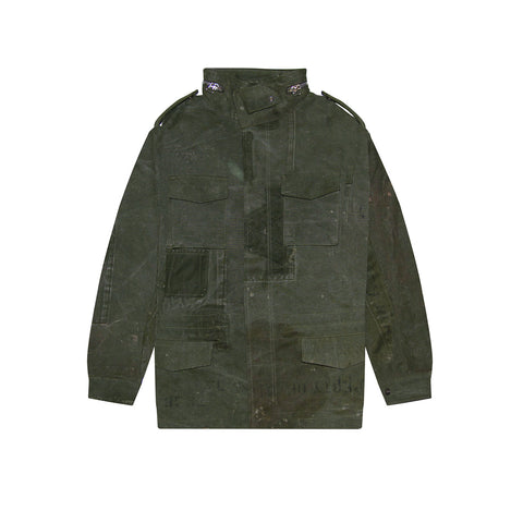 FIELD JACKET - GREEN