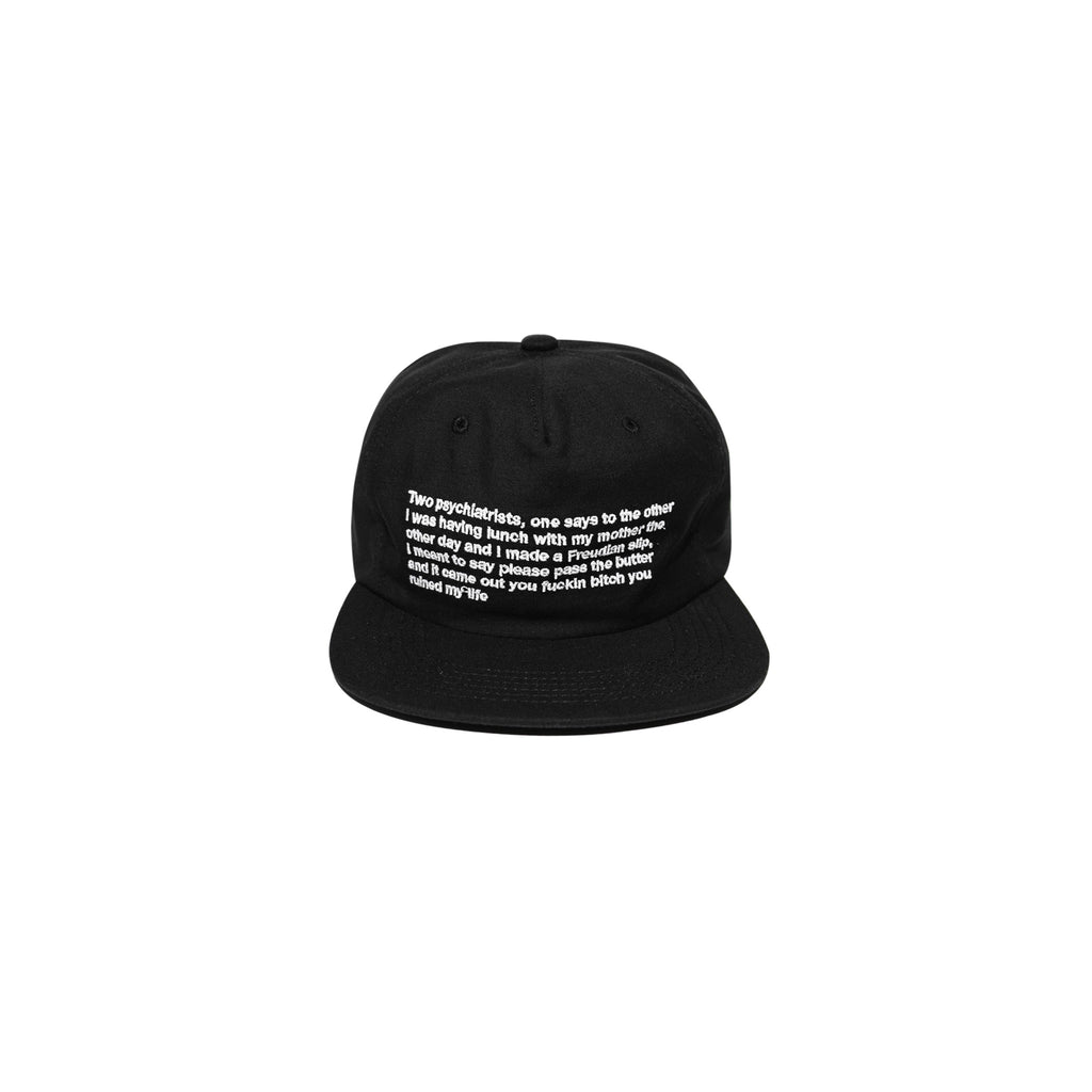 JOKES CAP - BLACK