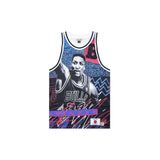 JUST DON SUBLIMATED JERSEY - BULLS