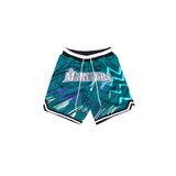 JUST DON SUBLIMATED SUB SHORTS - MARINERS