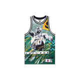 JUST DON SUBLIMATED JERSEY  - SONICS
