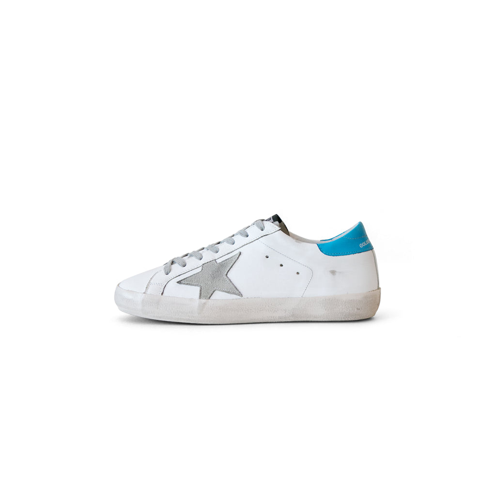 SNEAKERS SUPERSTAR - BLUE