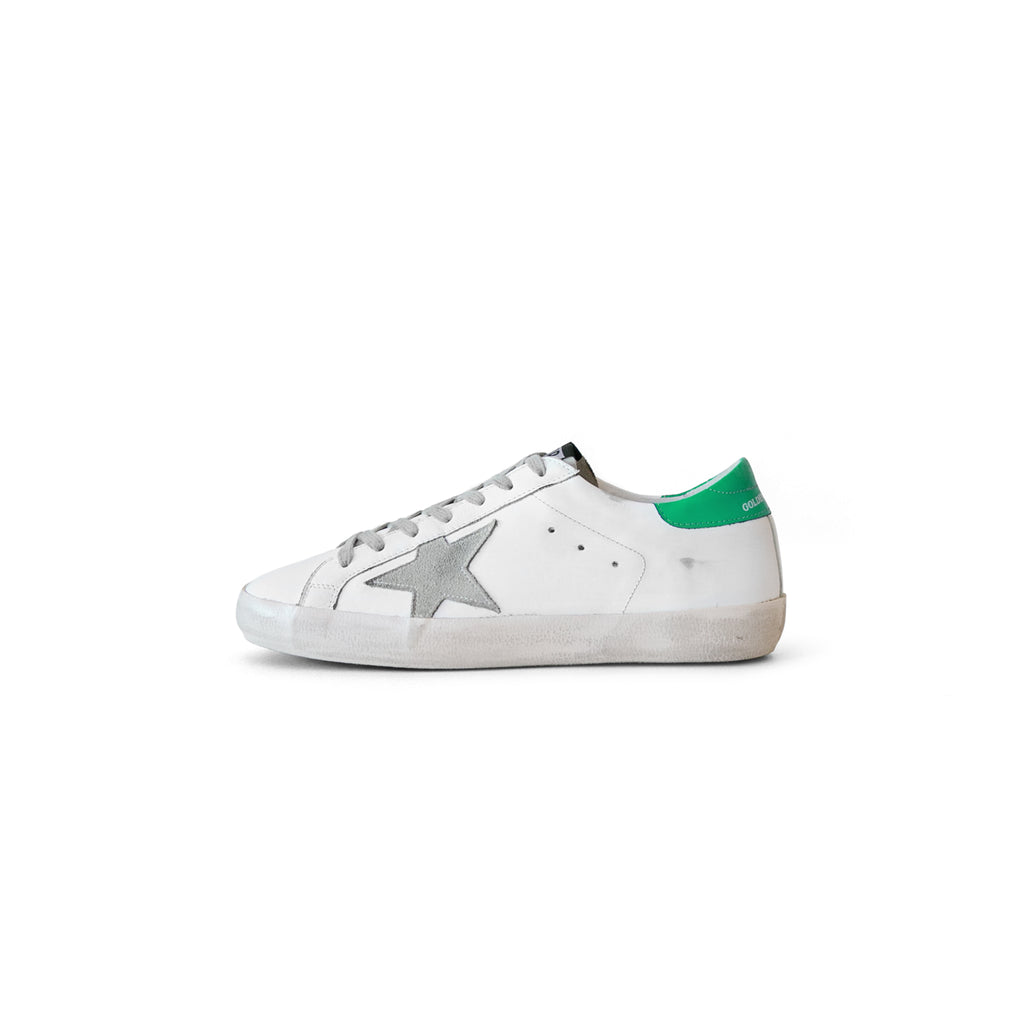 SNEAKERS SUPERSTAR - GREEN