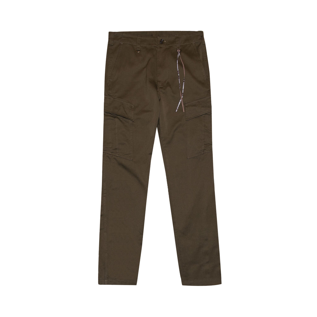 MASTERMIND WORLD SKULL CARGO TROUSERS - KHAKI