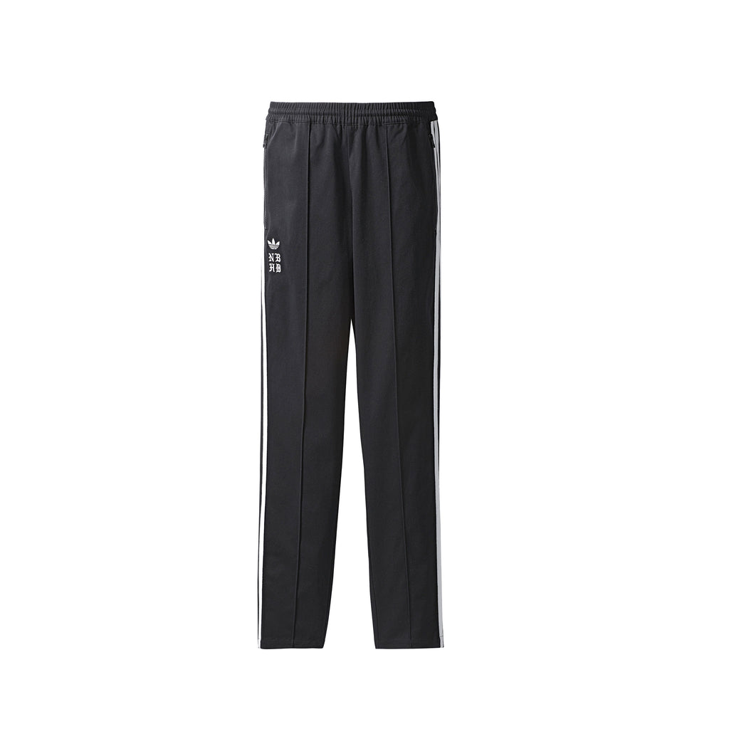 NEIGHBORHOOD TRACK PANTS - BLACK