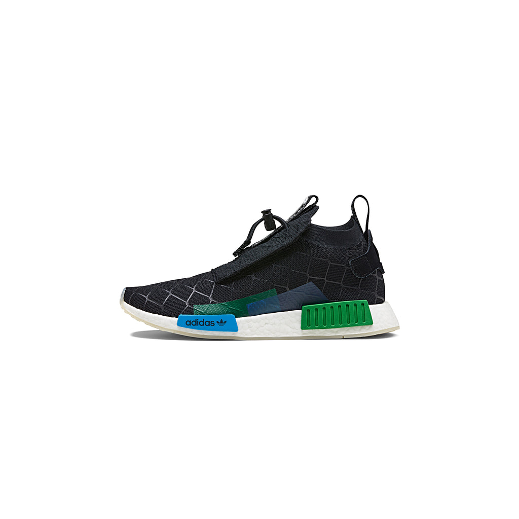 hot sale online 1152b 695bb MITA NMD TS1 PK 'CAGES & COORDINATES' - BLACK – Creme321