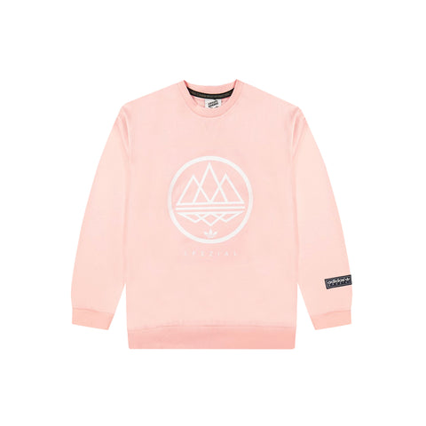 MOD TREFOIL CREW - ICEY PINK