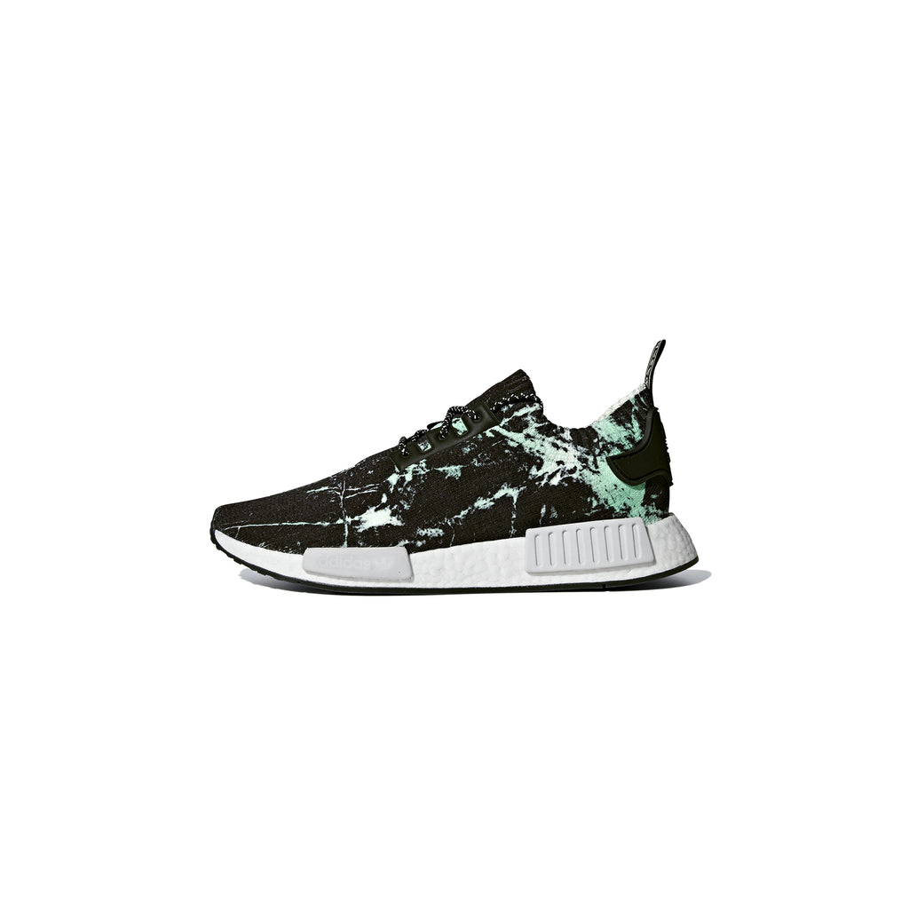 NMD R1_PK - GREEN MARBLE