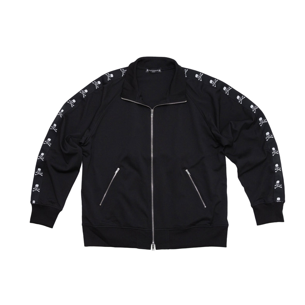 MASTERMIND BLACK TAPE JACKET  - BLACK
