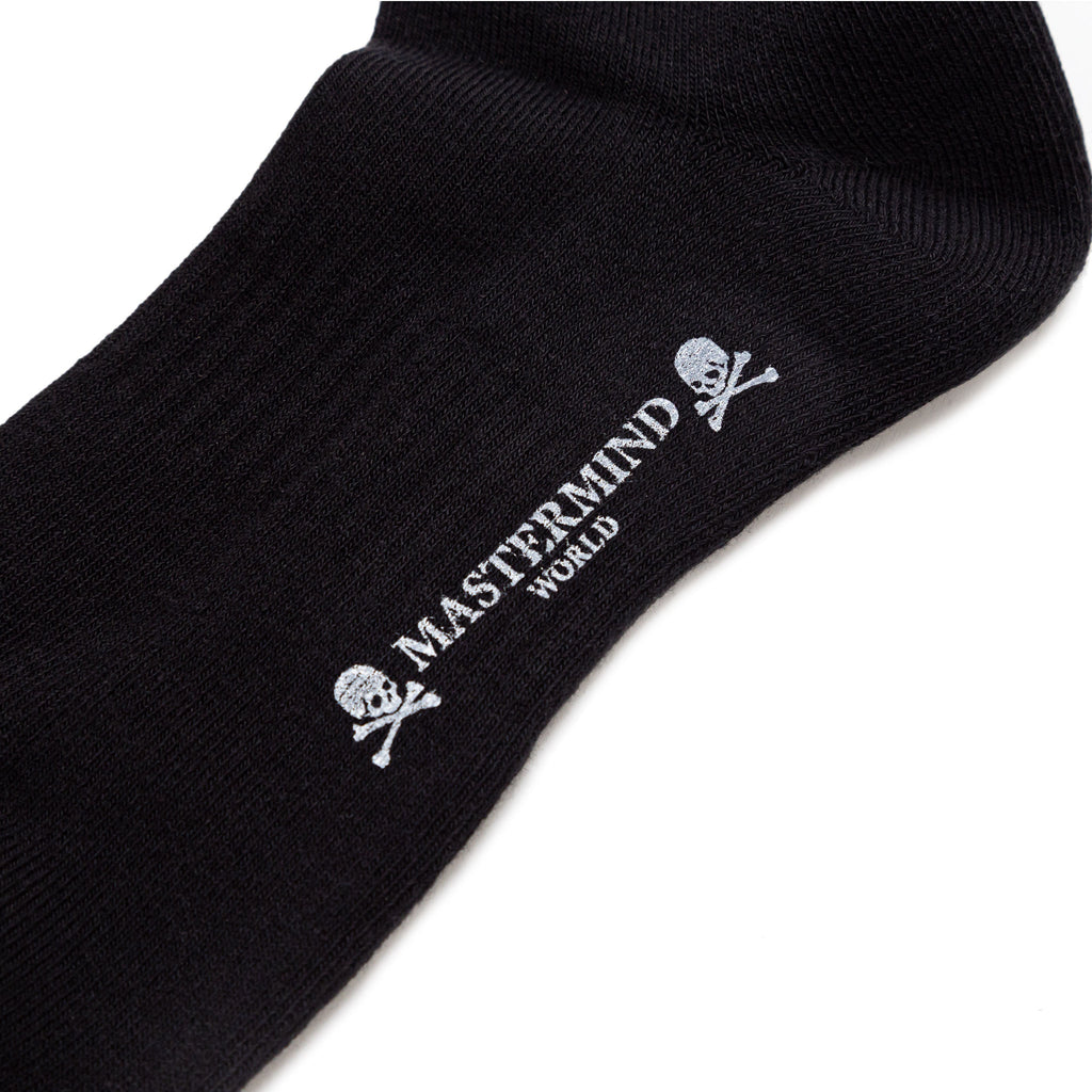 MASTERMIND LOGO SOCKS - BLACK