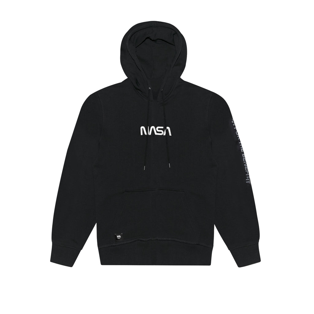 VANS x NASA SPACE PULL OVER - BLACK