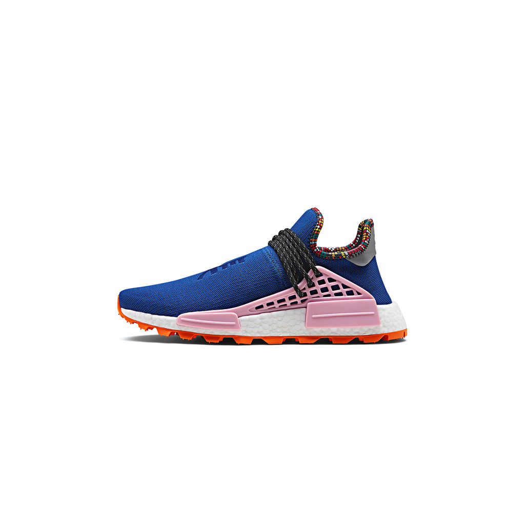 PHARRELL WILLIAMS SOLARHU NMD - POWER BLUE