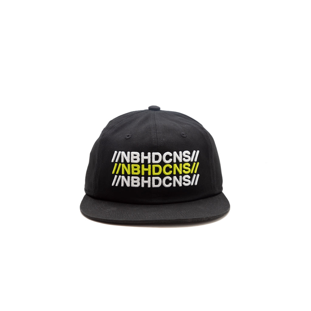 Converse x Neighborhood 6 Panel Hat - Front View