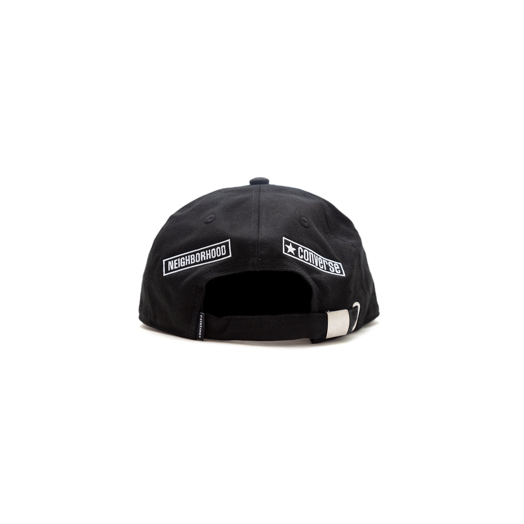 Converse x Neighborhood 6 Panel Hat - Back View