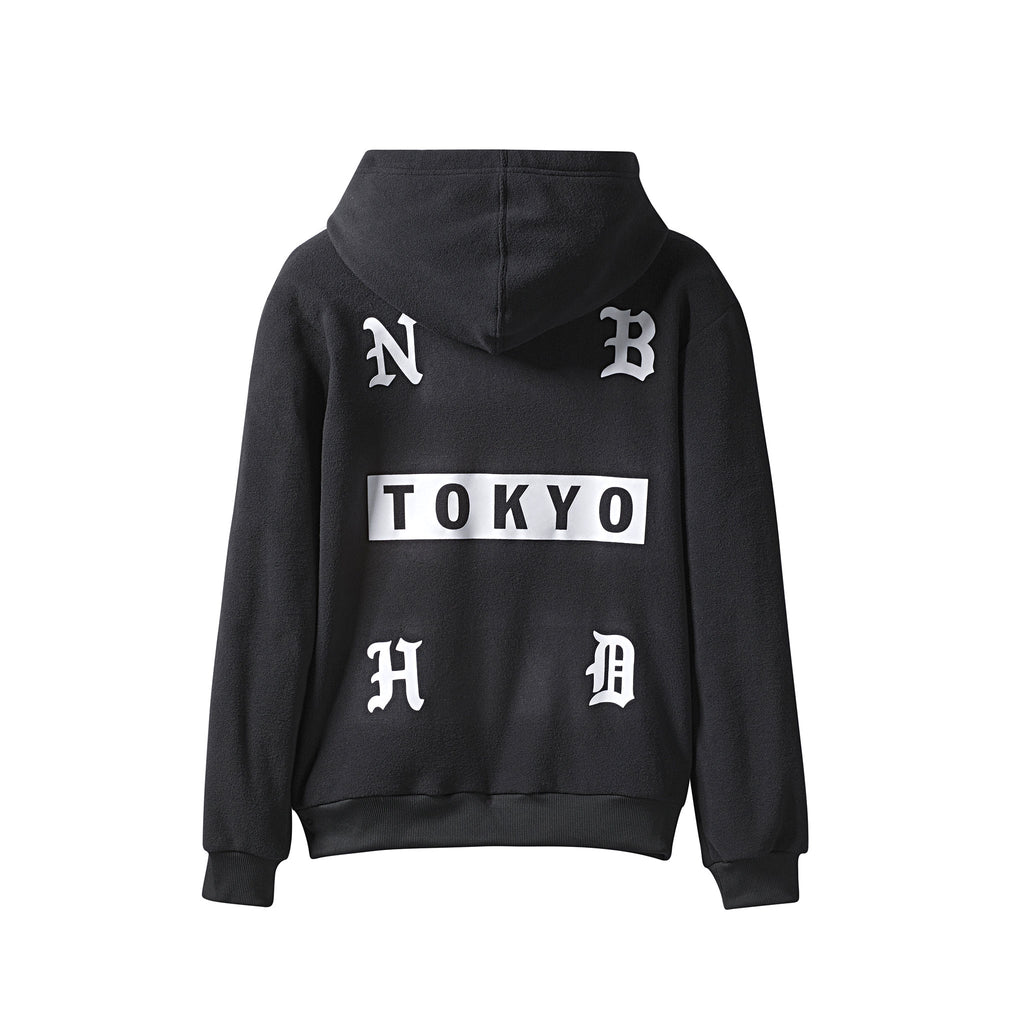 NEIGHBORHOOD HOODIE - BLACK