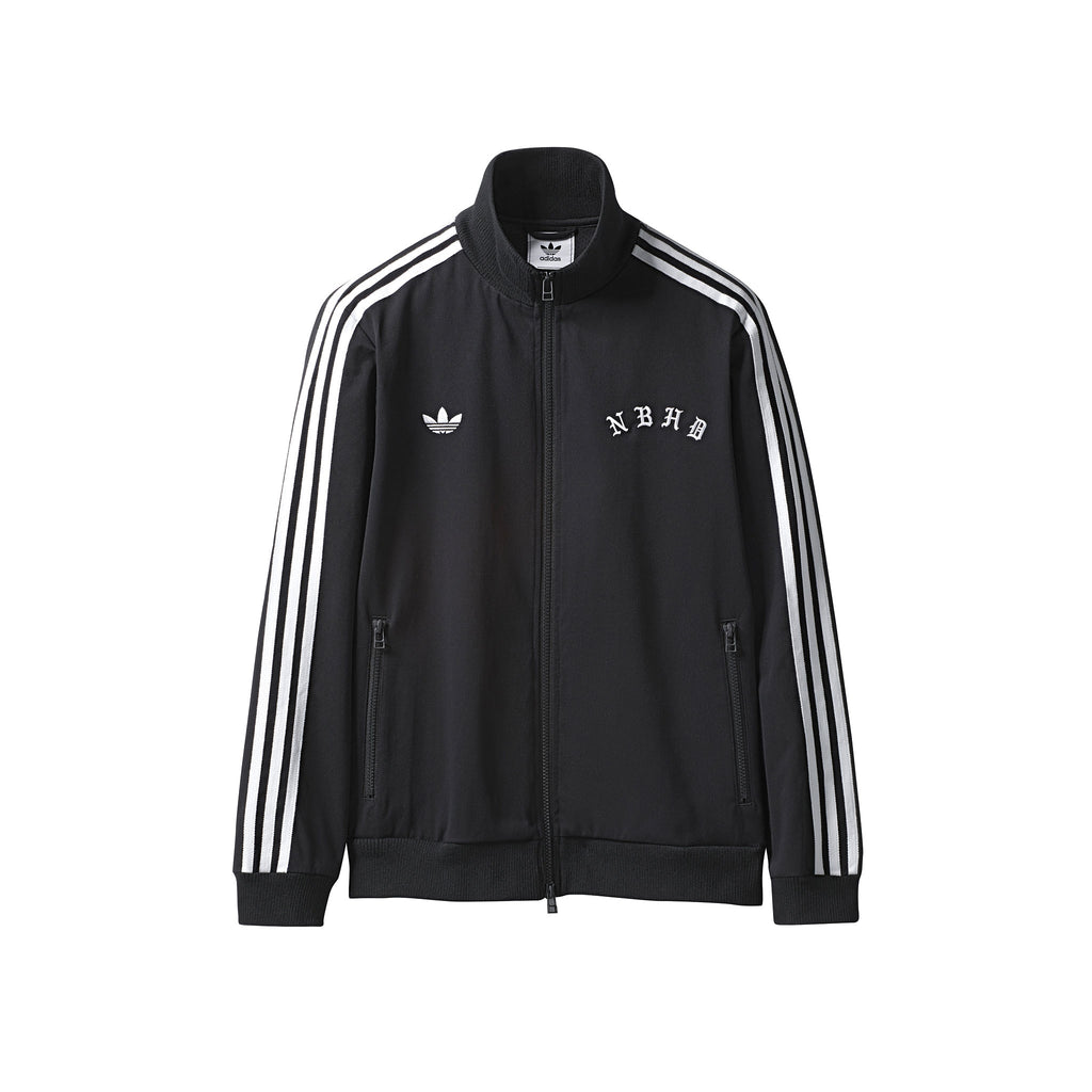 NEIGHBORHOOD TRACK JACKET - BLACK