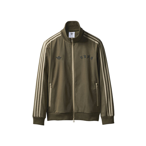 NEIGHBORHOOD TRACK JACKET - TRACE OLIVE