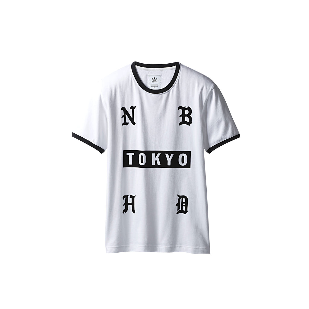 NEIGHBORHOOD TEE - WHITE