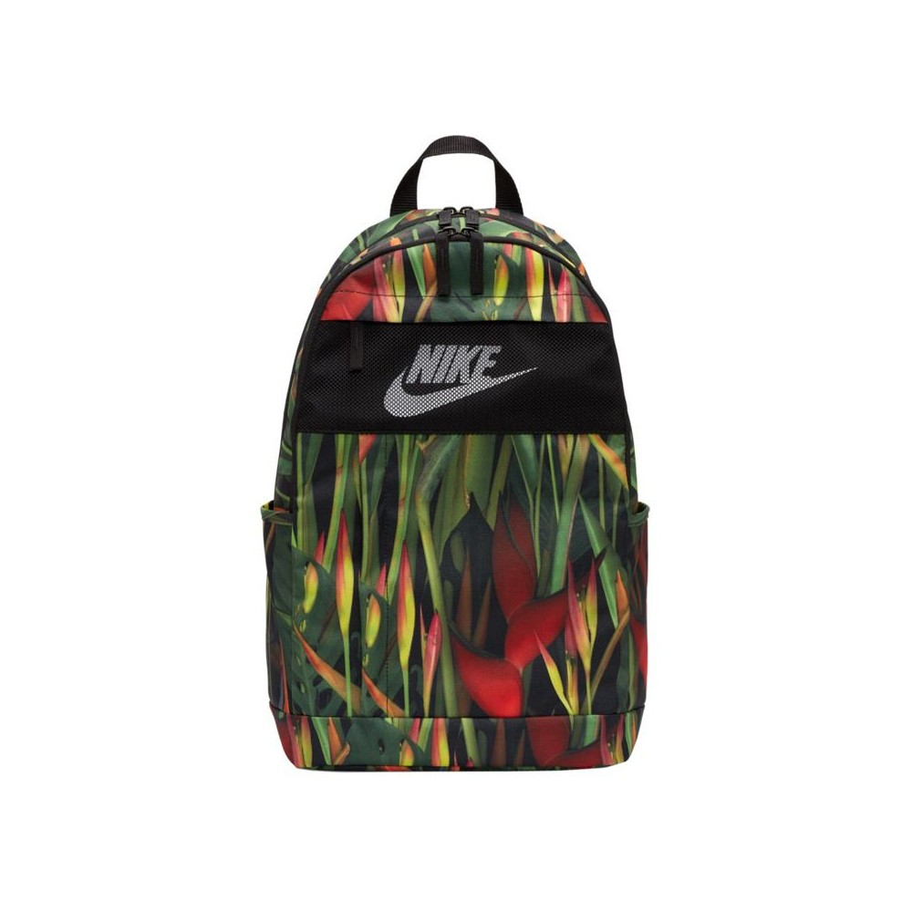 NIKE ELEMENTAL 2.0 BACKPACK - BLACK/RED/WHITE