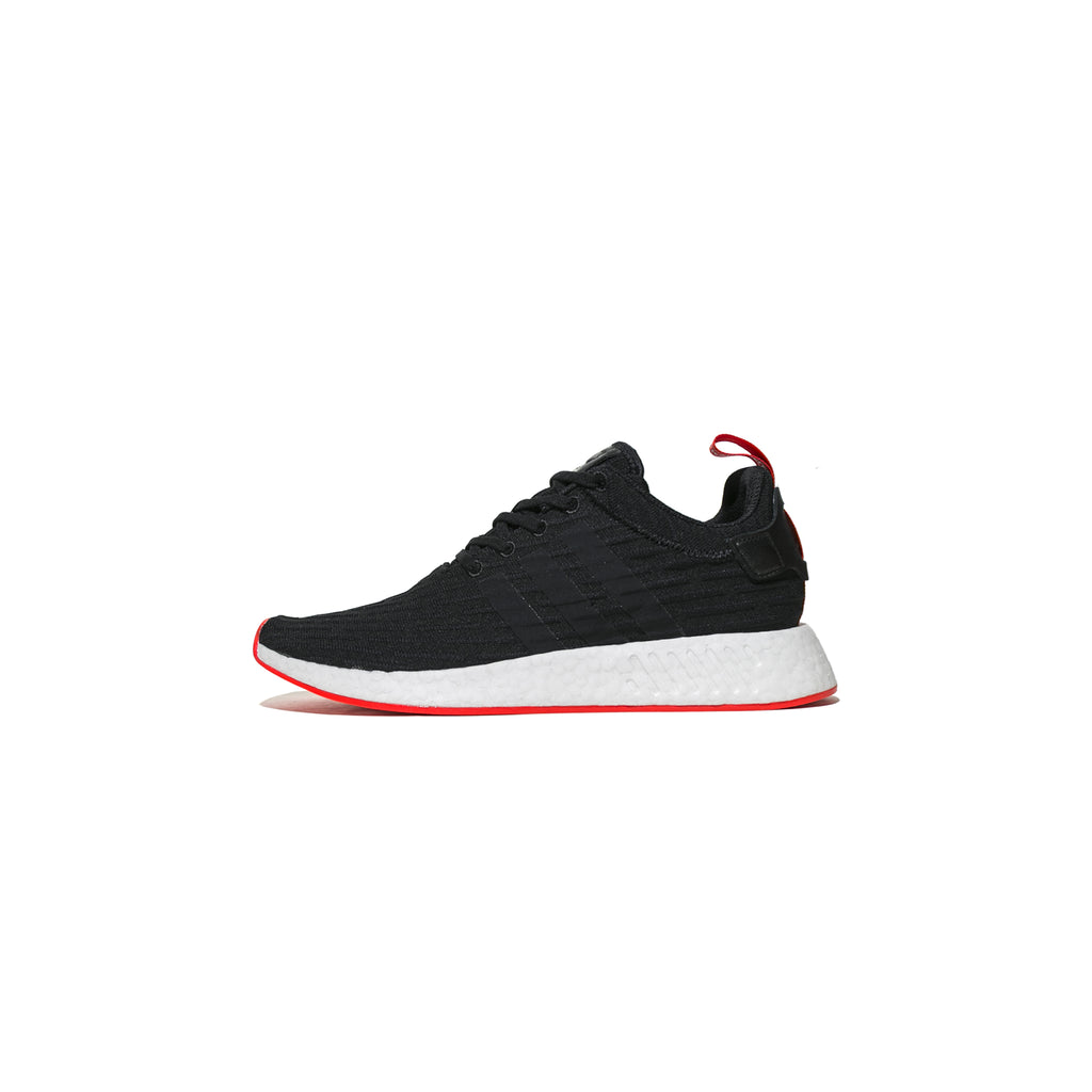 NMD R2_PK -  BLACK / RED